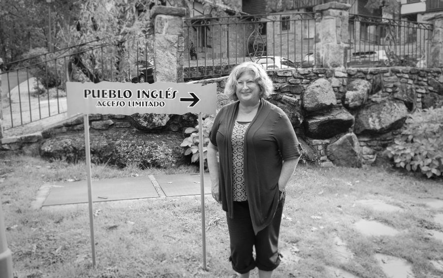 Diverbo - This is Pueblo Inglés – Anne Morris